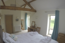 Tiffany Bedroom at Top Barn